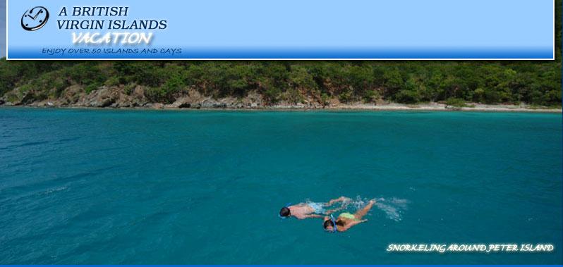 Inter-island ferries The British Virgin Islands