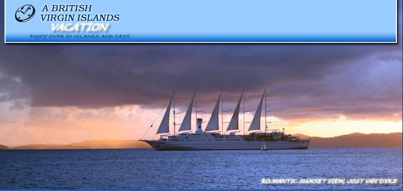 Ferries from STT to Tortola Beef Island or Virgin Gorda