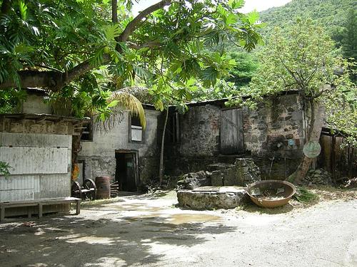 Callwood Rum Distillery British Virgin Islands