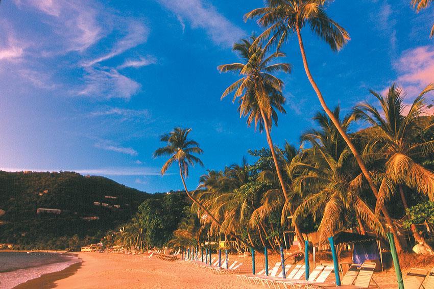 Bvivacation Com Cane Garden Bay On Tortola British