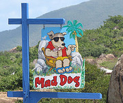 Mad Dog Virgin Gorda Restaurants British Virgin