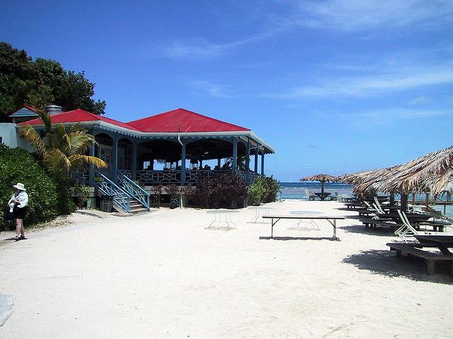 Pussers Restaurant Marina Cay Menu