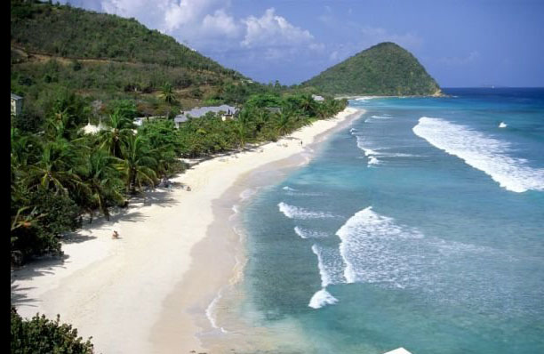 Long Bay Beach British Virgin Islands